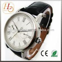 Art- und Weiseautomatische Uhr, Mann-Edelstahl passt 15029 auf