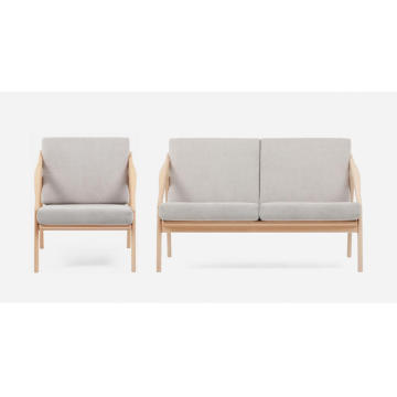 "FAS Beech Wooden ""BUTTERFLY"" Sofa Sets"