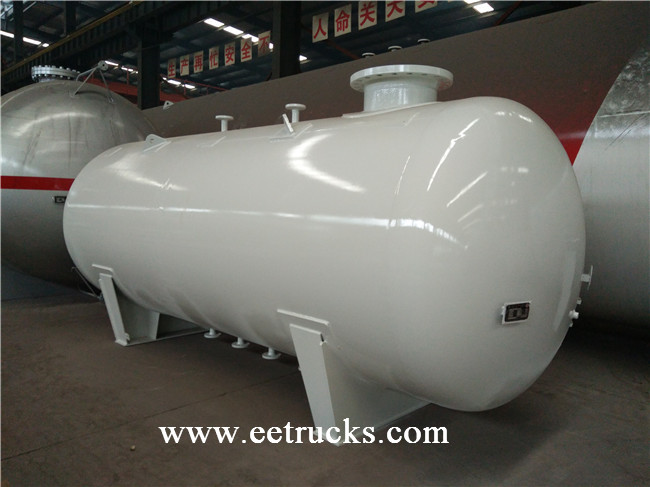 10 MT LPG Storage Tanks
