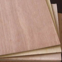 8.5mm bintangor face back packing plywood poplar core one time hot pressed