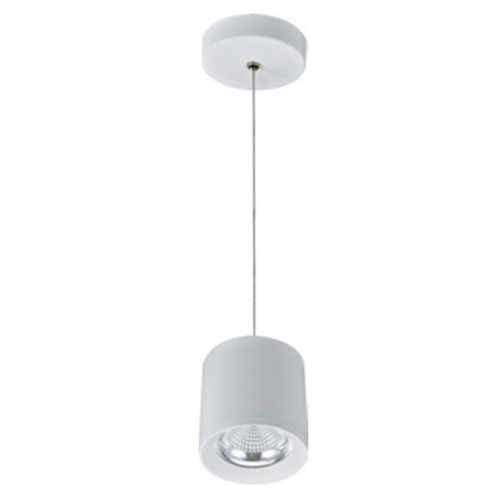 Downlight LED cylindrique blanc 12W