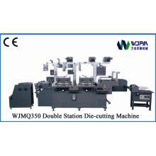 Double-Station Label Die-Cutting Machine