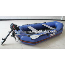 barco de pesca inflável 300
