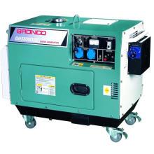 Générateurs diesel (BN5800DSE / ATS) silencieux avec ATS
