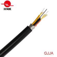 Câble fibre optique imperméable à l'eau (GJJA)