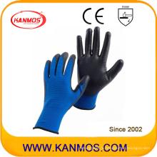 Рабочие перчатки с защитным покрытием из нейлона с ручным управлением (54004)