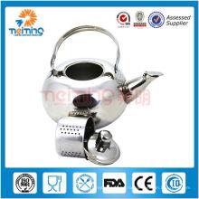 нержавеющая сталь номера-электрический свистя чайник/промышленного приготовления пищи чайник