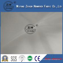 Tela no tejida del enlace termal 15-20GSM PLA para el pañal del bebé / Nonwovens