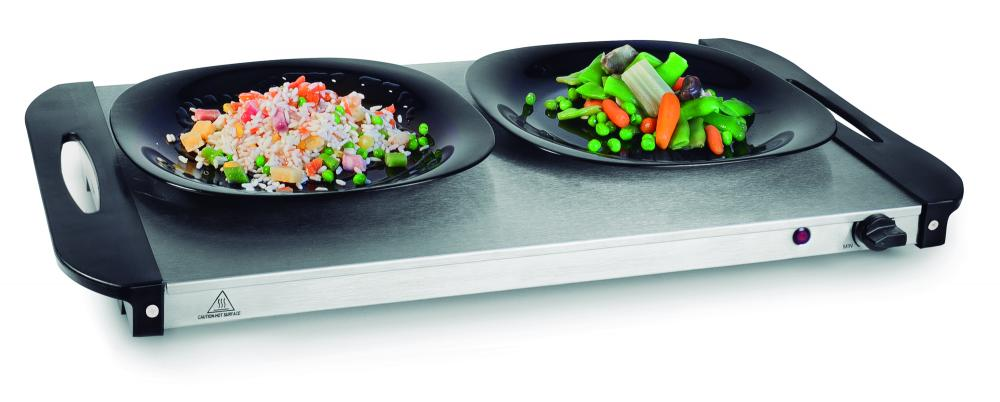 Large Hot server tray and food warmer
