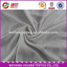 Jacquard/ Satin Stripe fabric for White Bedding Set,Hotel Bed Duvet Cover Set Hotel Cotton Satin Stripe/Plaid King Quilt