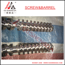 38CrMoAlA blow molding machine screw and barrel