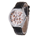 Luxury Leather Quartz Watch for Women