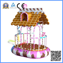 Indoor Playground Equipamiento, infantiles infantiles Indoor Playground (Candy Series)