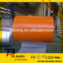 rolled galvanized / color coated stainless steel coil