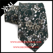 Perfect Knot Handmade Jacquard Woven Custom Made 100% Silk Neck Tie Designer
