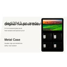 21,5 Zoll Android-Wand montiert Handy-Ladestation Locker Display Charging Werbemaschine