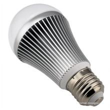 Diamètre 60mm 7W bulbes projecteurs légers E27 avec prix bon marché CE RoHS