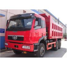 Camiões basculantes FAW 6X4 10 Wheeler para venda