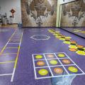 plancher de sport enlio plancher de gymnase intérieur