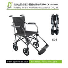 Aluminium Leichtes Manual Rollstuhl Billig Preis