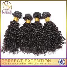 Guangdong Gifts For Girl Human Virgin Brazilian Kinky Curly Hair