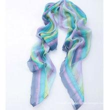 Impresión de toda la bufanda de marzo