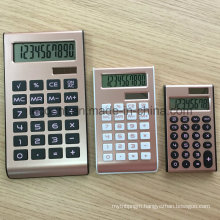 High Quality ABS 10 Digits Dual Power Handheld Calculator (LC528A)
