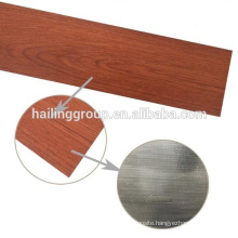wood grain PVC flooring