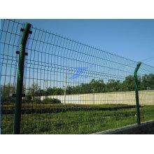 Esgrima de malha de arame de jardim com poste redondo (TS-L04)