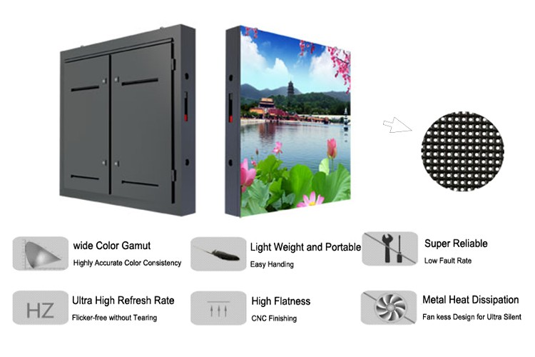 Hd Led Screen Display
