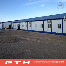 Flat Pack Container House as Prefabricated Mining Camp