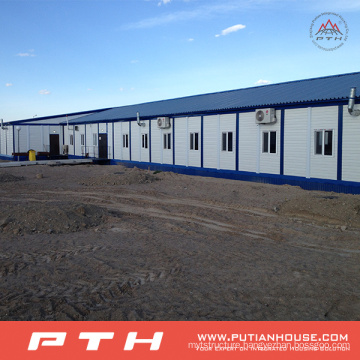 Low Cost Container House for Temporary Mining Camp