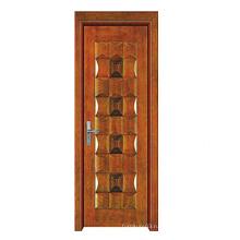 Горячая дверь двери высокого качества высокого качества с конструкцией способа (SW-819)
