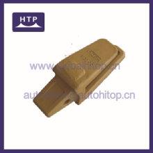 Высокое качество строительных машин камень запасных частей землечерпалки зубов ведра для Komatsu 3120-70