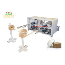 Machine de fabrication de corde de papier de sac de transport