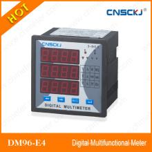Сертификация Dm96-E4 CE с цифровым многофункциональным измерителем