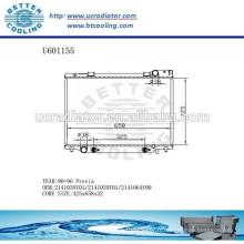 RADIATOR 2141058Y01 / 2141059Y01 / 2141064Y00 Pour TOYOTA PREVIA 90-96 Fabricant et vente directe!