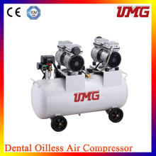2*850 W Power High Cost Performance Dental Air Compressor