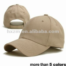 6-Panel Mid Profile Brushed Cotton Constructed Cap