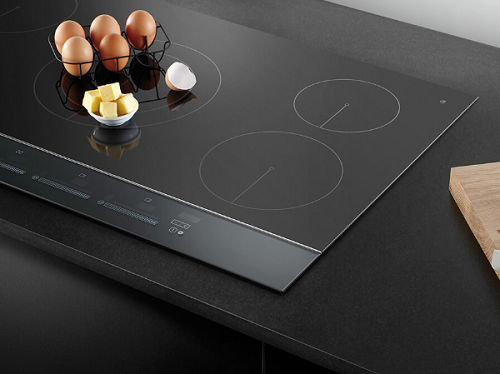 4 Zone Electric Cooktop