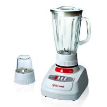 1400ml Capacity Glass Jar Blender Mill 2 In1 Kd-318