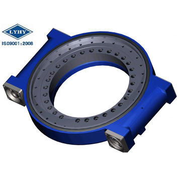 Lyhy Heavy-Load Slewing Drive for Small Wind Power Stations 21′′