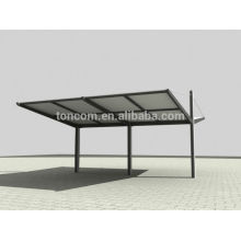 steel outdoor shed/shelter