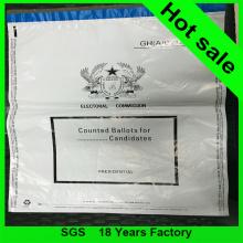 Proteja os sacos de segurança de robustez de produtos de alto valor