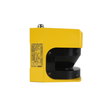 Industrial Site Safety Laserscanner