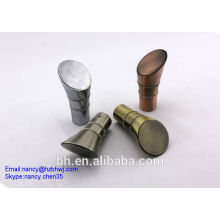 new style and low price long plain curtain rod