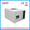 Packaged Rooftop Chiller with Economizer