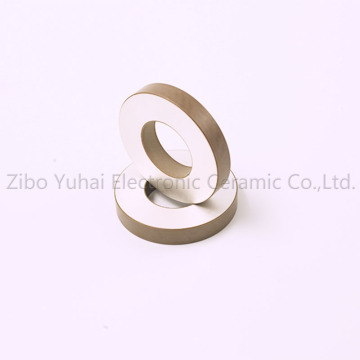 Piezo-ring ultrasone reinigingstransducer 40 KHz