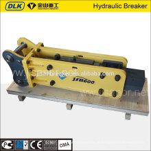 CER genehmigte Bagger-hydraulische Demolierungs-Hammer-Felsen-Unterbrecher-Maschine