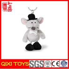 плюшевые мини-ленивец плюшевая мягкая игрушка-брелок мышь